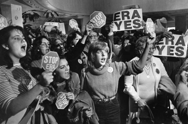 Why the Equal Rights Amendment Is Still Not Part of the Constitution