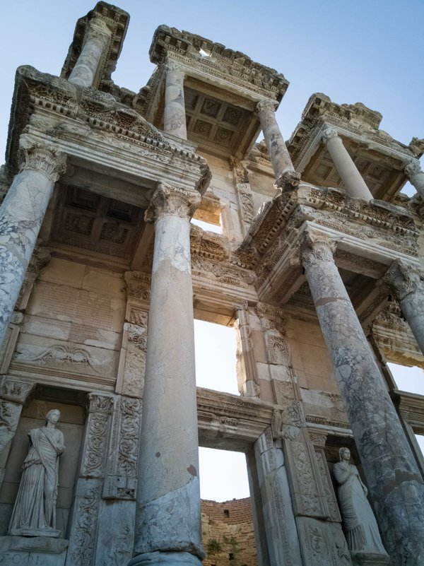 Ephesus Celsus Library thumbnail
