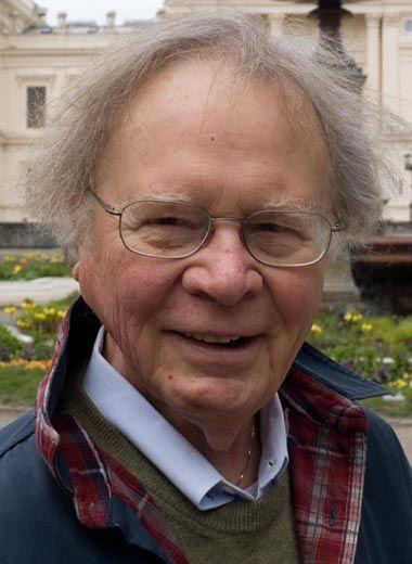 Wallace Broecker Geochemist, Palisades, New York