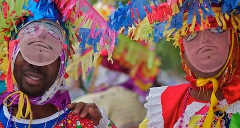 Witness a cultural performance of Garifuna