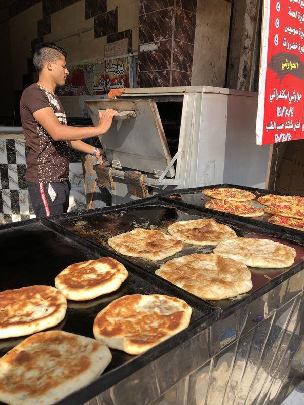 Street food in Egypt thumbnail