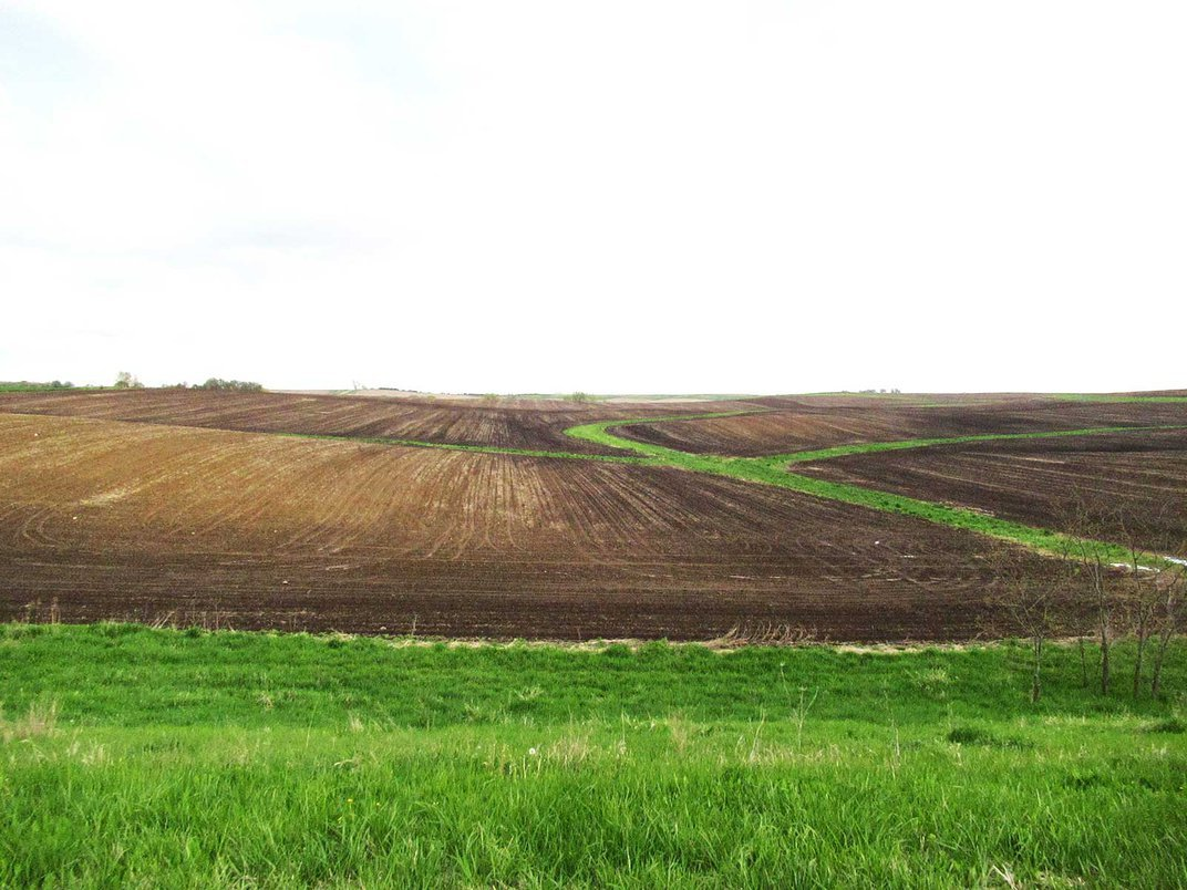 The Nation's Corn Belt Has Lost a Third of Its Topsoil