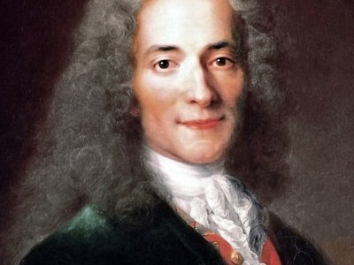A famous Enlightenment era writer and philosopher, Voltaire made a splash with his first play, Oedipe.