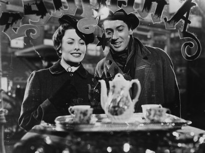 Farley Granger and Jeanne Crain star in 'The Gift of the Magi', one of five stories by O Henry grouped together under the title of 'O Henry's Full House.'