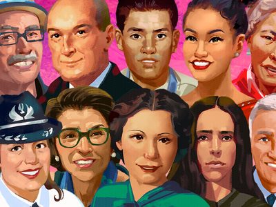 A new book by Sabrina Vourvoulias, with illustrations by Gloria Félix, is aimed at a young audience, but older readers stand to learn from the significant, and often unrecognized, contributions Latinos have made to the United States.