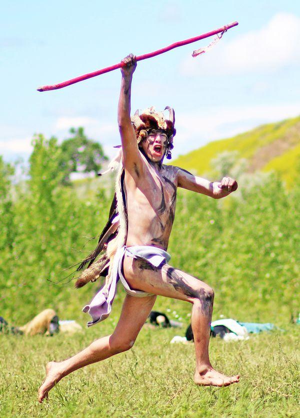 Little Bighorn reenactment thumbnail