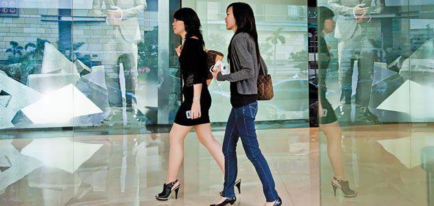 Indonesia Jakarta shopping mall