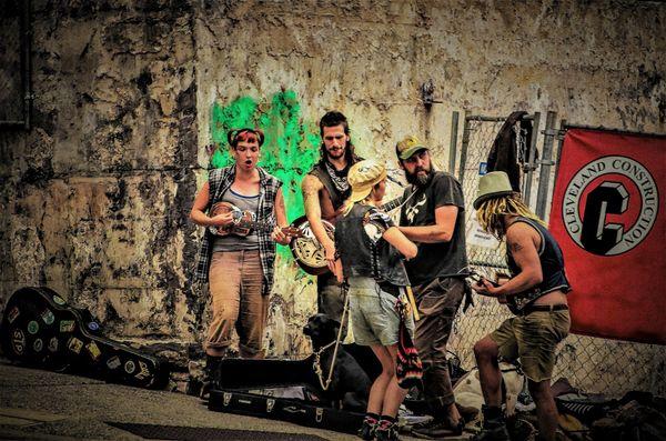 Ensemble on the street thumbnail