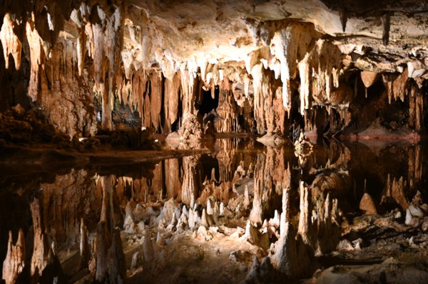 Luray Cavern, Luray Virginia. thumbnail