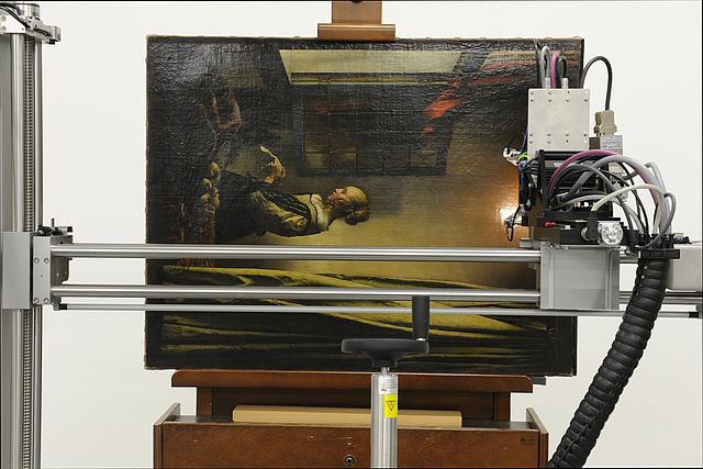 Restoration Reveals Long-Lost Cupid Painted Over After Vermeer's Death