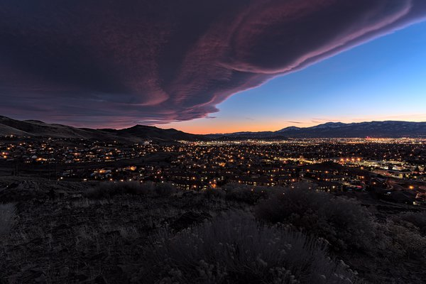 Sierra Wave Cloud, Reno-Sparks, Nevada thumbnail