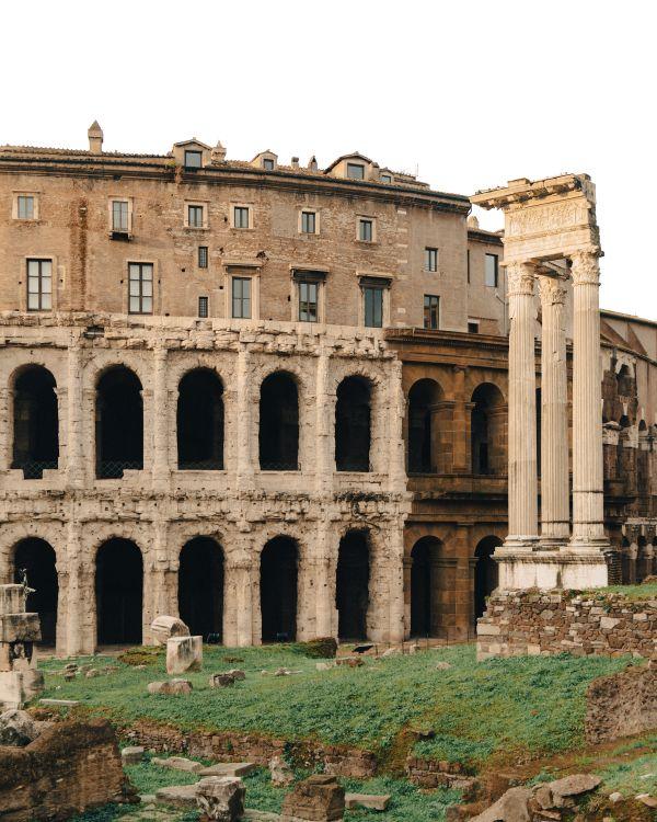 Templo of Apollo and Theatre of Marcellus thumbnail