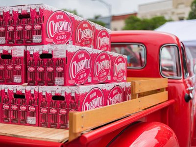 The Cheerwine Festival in Salisbury, North Carolina, is just one of the many food and drink festivals taking place this spring in the American South.