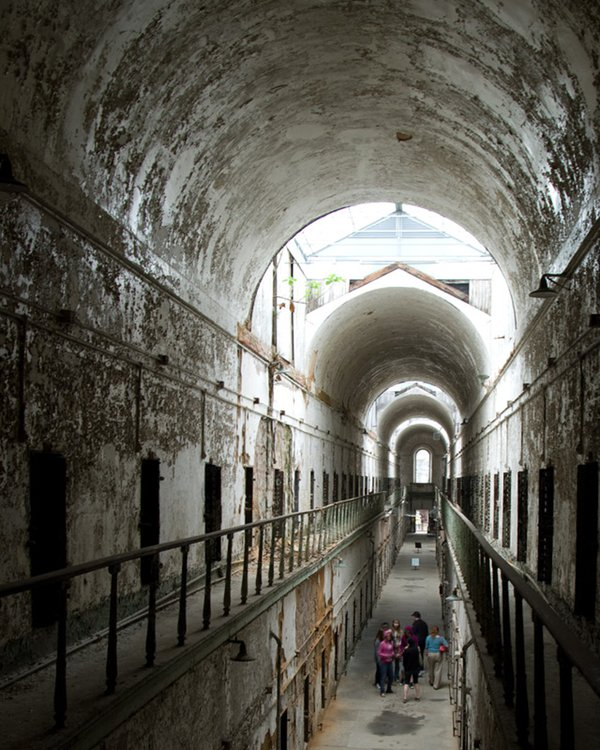 Cell Block No. 5, Eastern State Penitentiary thumbnail