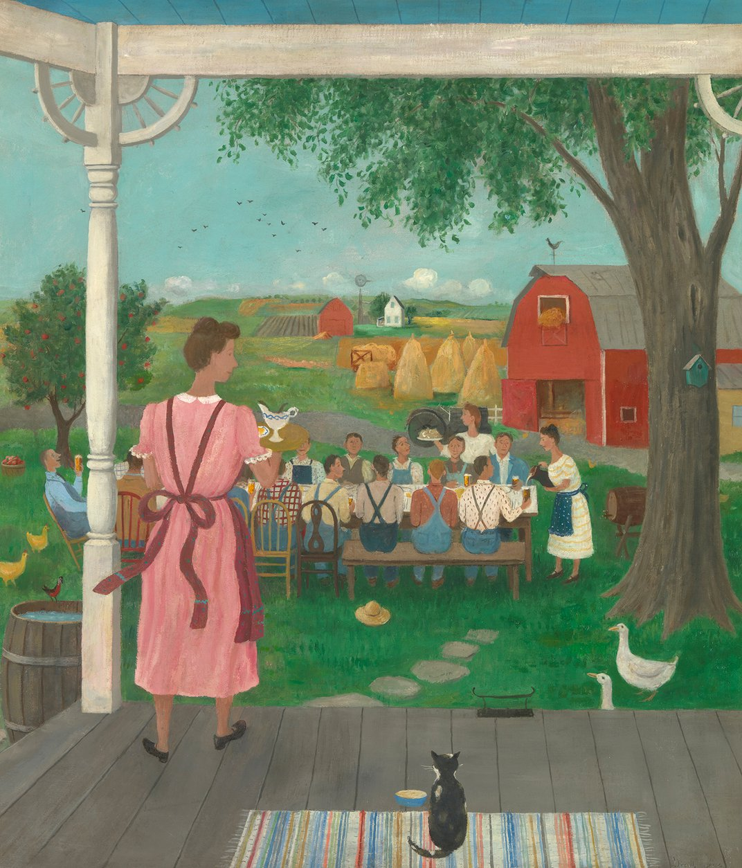 How American Brewers Employed Fine Art to Sell Beer
