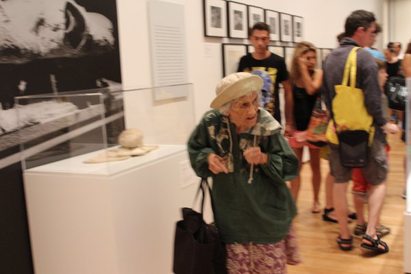 Old Woman at MoMA thumbnail