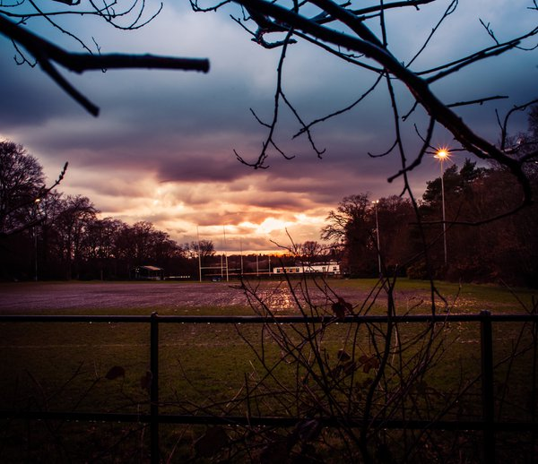 The Club , Sunset during a storm thumbnail