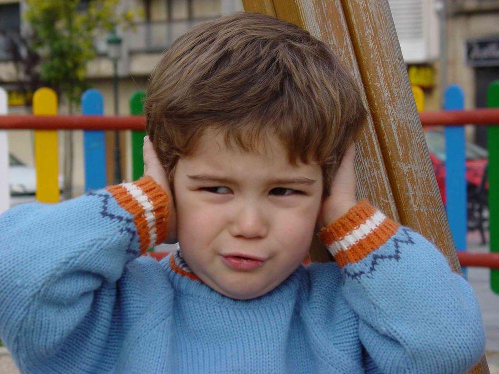 kid loud noise