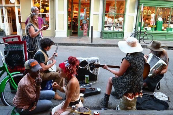 Street Musicians thumbnail