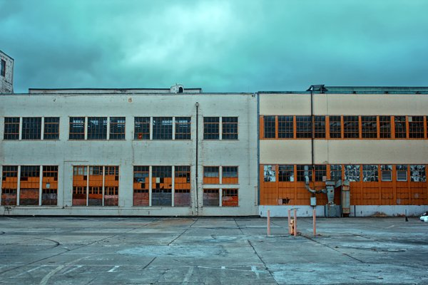 The remains of the former Alameda Naval Air Station thumbnail