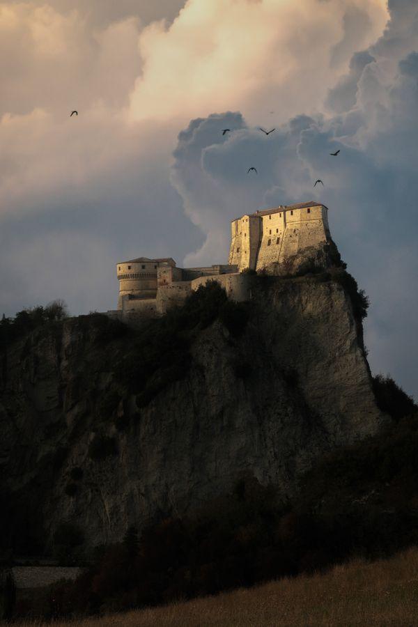 San Leo Castle thumbnail