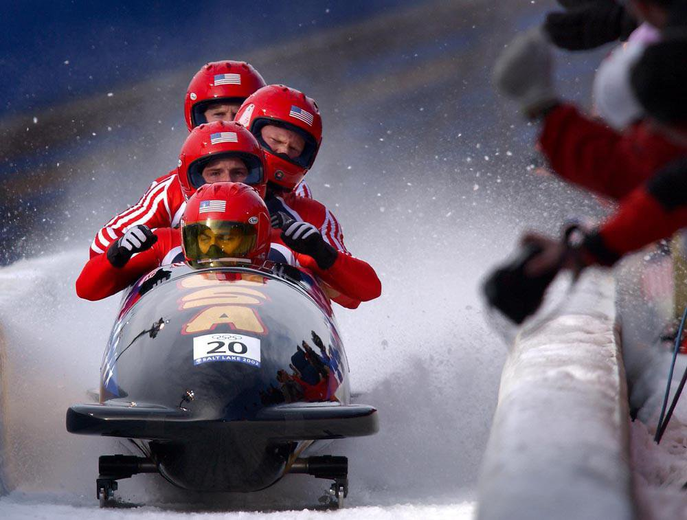 The Slick Science of Making Olympic Snow and Ice
