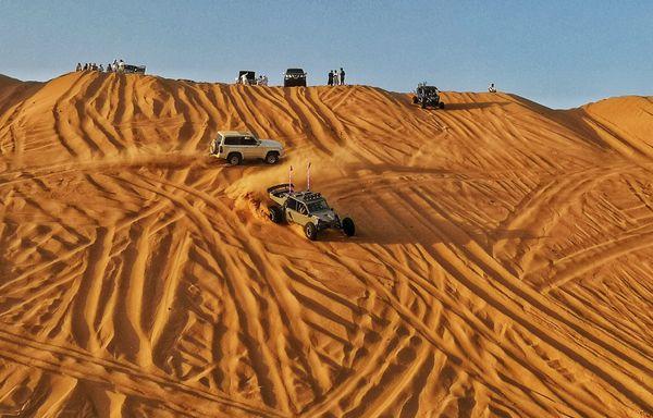 Desert race thumbnail