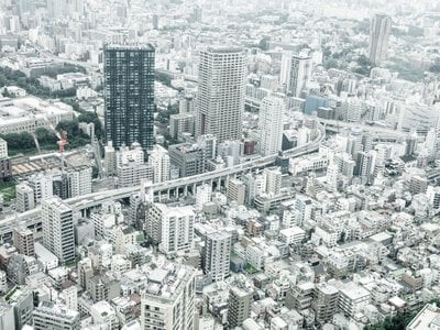 Tokyo is the world's largest city...for now.