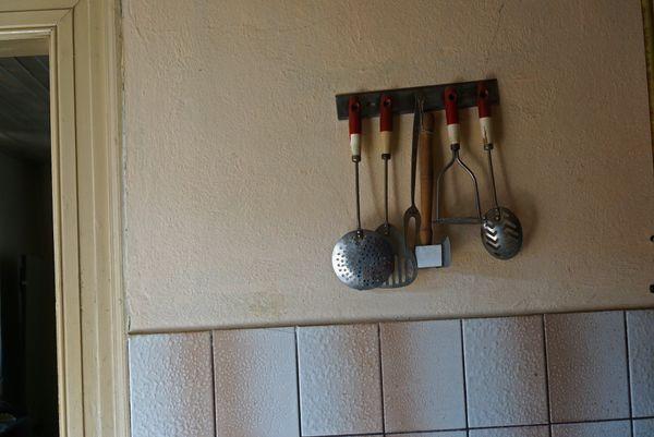 my grandmother's kitchen utensils, long unused thumbnail