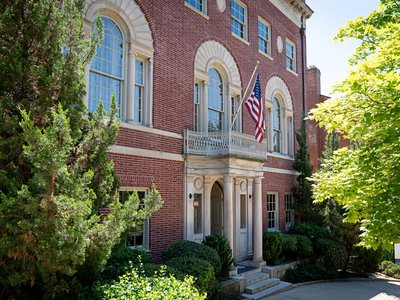 The Woodrow Wilson House