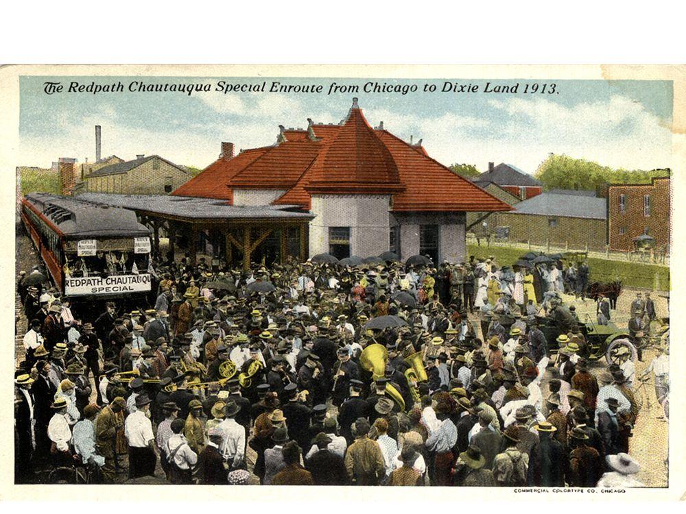 Redpath Chautauqua Special Enroute