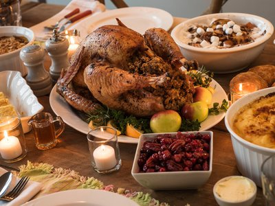 Holiday feasts can be celebratory but also sustainable with a few simple tweaks.