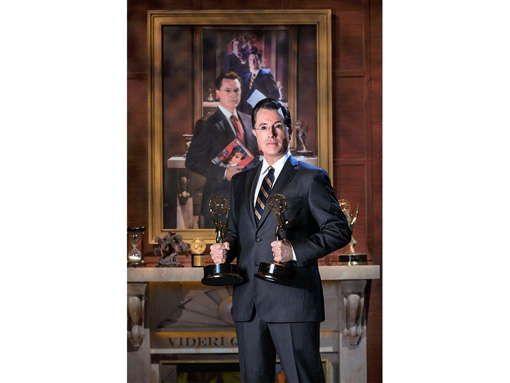 Colbert 2014 portrait
