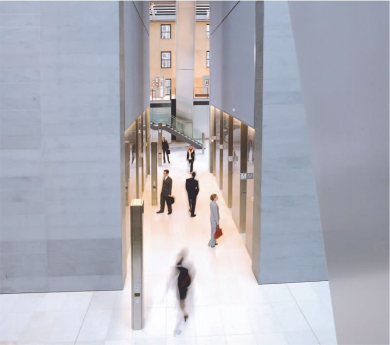 Elevators Are Going Green