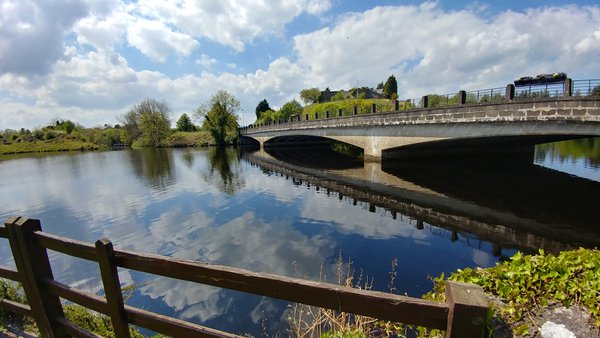 Bridge across from Belleek Pottery thumbnail