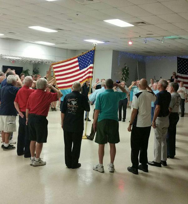 God Bless America (Brooksville, Fla. VFW)  thumbnail