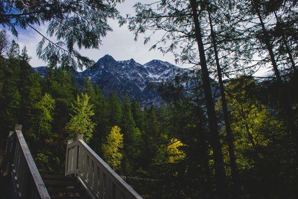 Mountain in the Autumn thumbnail