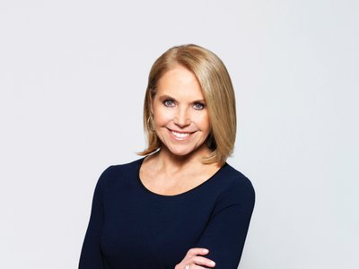 Katie Couric will receive the 2019 John P. McGovern at a Smithsonian Associates event on Nov. 12.  (Kevin Lynch Inc)