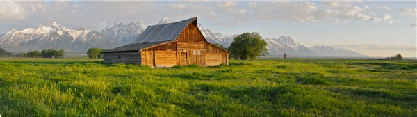 """""""Barnaza"""" Grand Teton National Park, Wyoming thumbnail"""