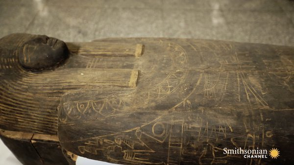 Preview thumbnail for This Ancient Egyptian Tomb Was Used for Two Different Burials