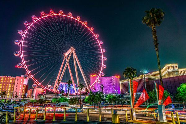 The High Roller, Las Vegas Nevada thumbnail