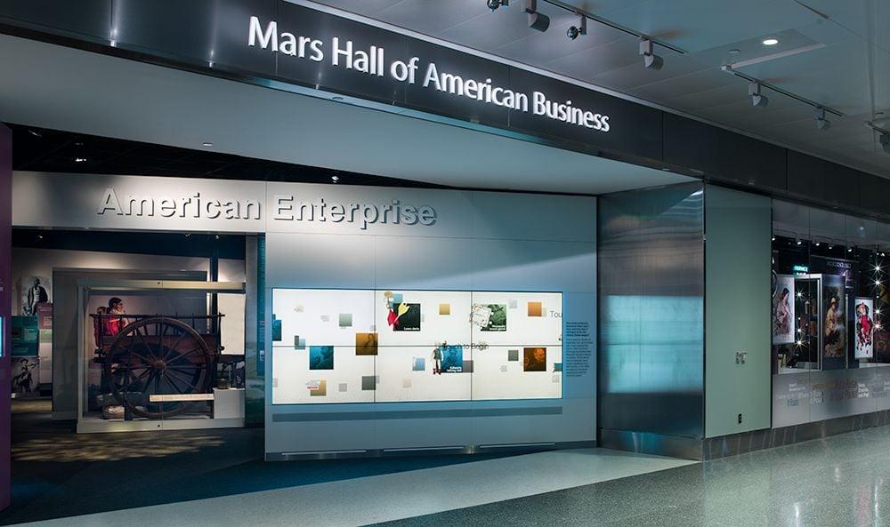 American Enterprise, American History Museum