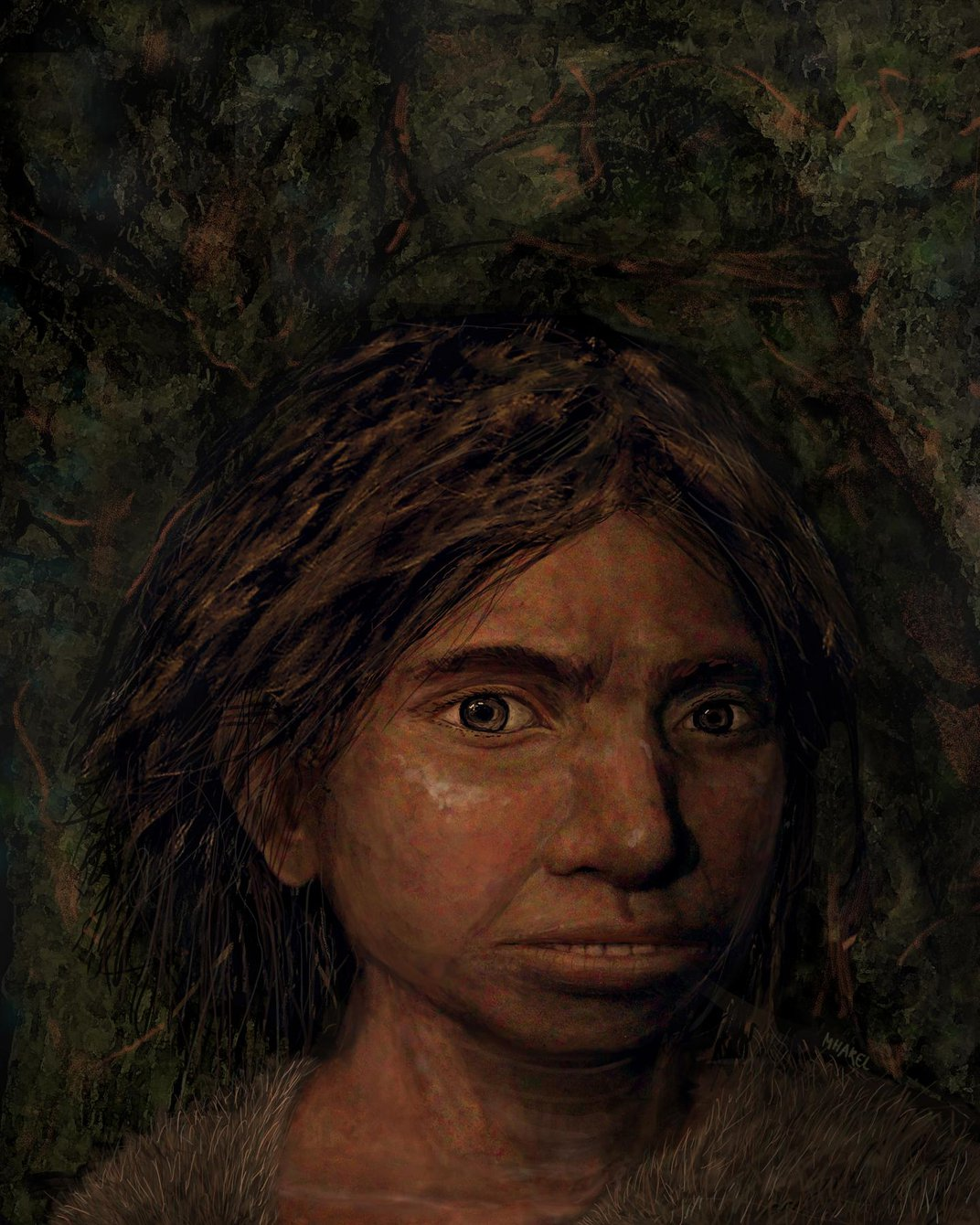 Scientists Recreate the Face of a Denisovan Using DNA