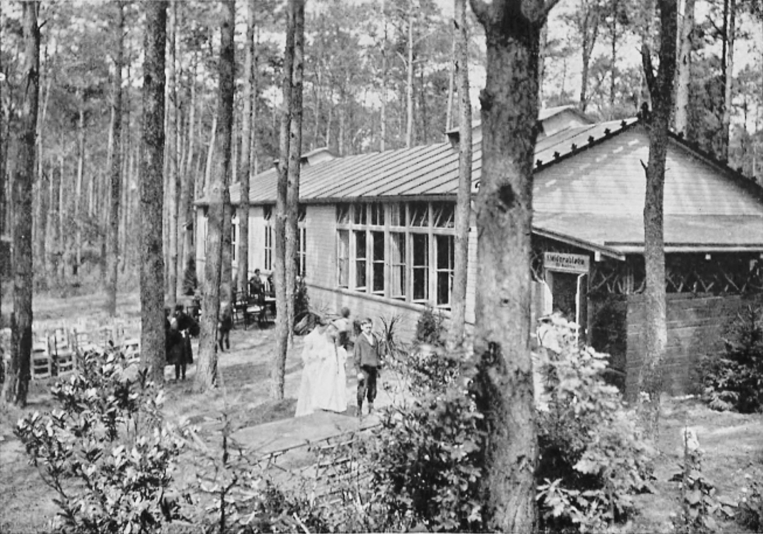 When Tuberculosis Struck the World, Schools Went Outside