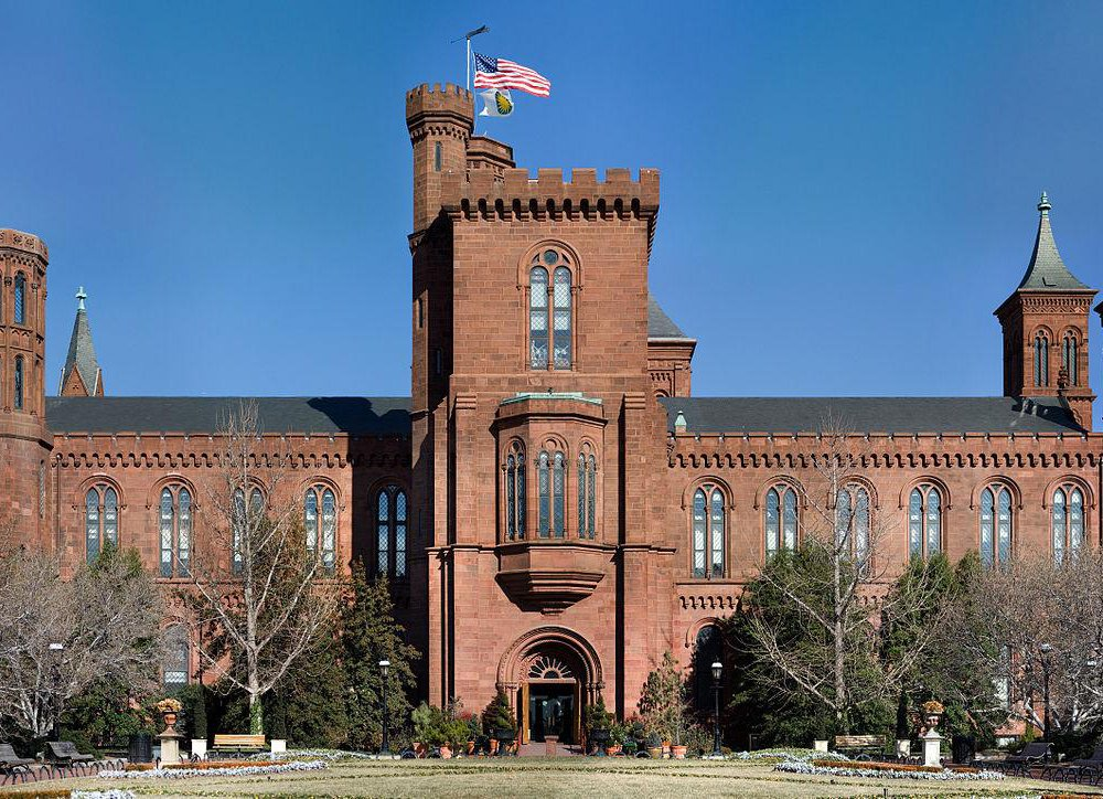 The Smithsonian Building