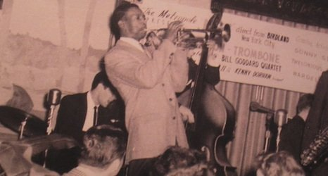 "Jazz artist Michael ""Bags"" Davis"