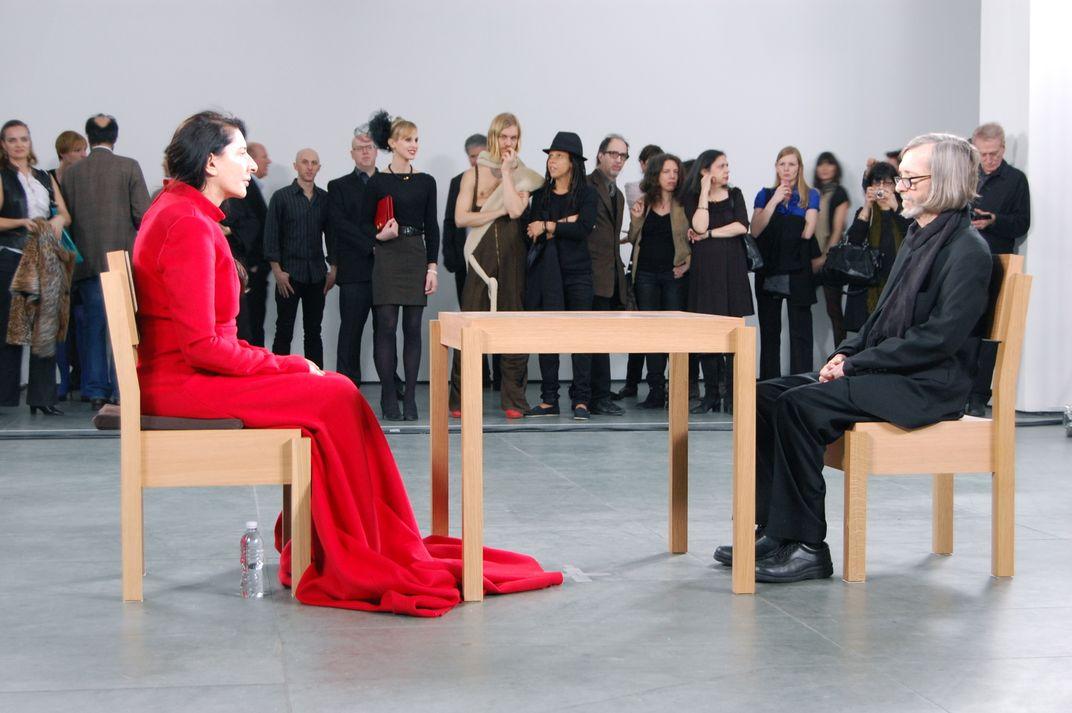 New Exhibition Brings Marina Abramović to Life Via 'Mixed' Reality