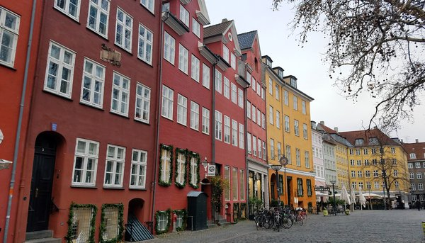 Colors of Copenhagen. thumbnail
