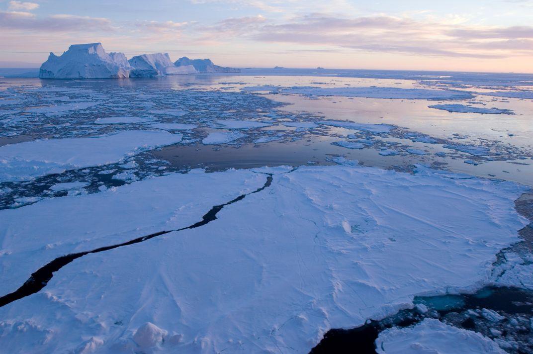 The Hidden Underbelly of West Antarctica Is Melting