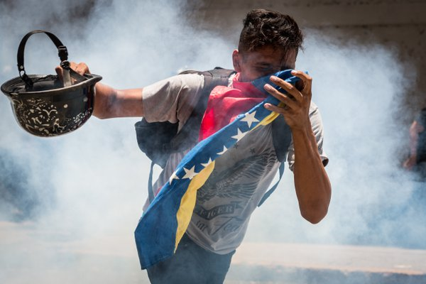 Young liberators of Venezuela thumbnail